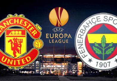 Manchester United vs Fenerbahçe Maçı Park Antalya'da